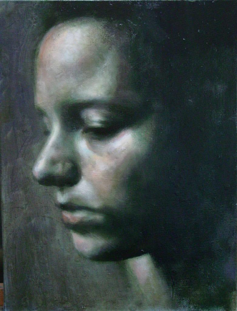 Portrait Danielle 120982011 by AEnigm4