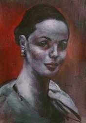 Portrait - 26112011 by AEnigm4