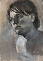 Portrait - 16022011 - 2 by AEnigm4