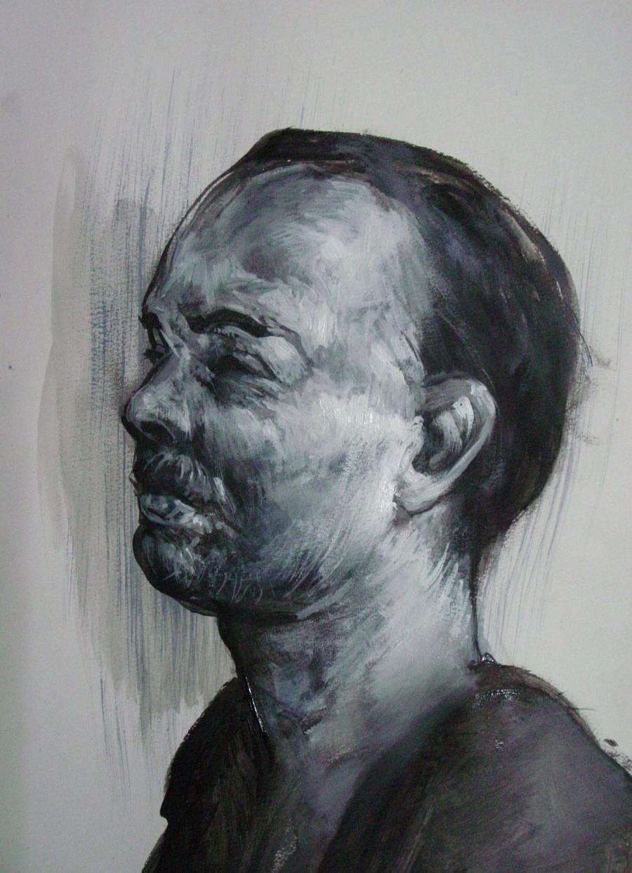 Portrait 14032012 by AEnigm4