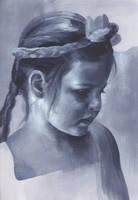 Portrait Puck - 14062012 by AEnigm4
