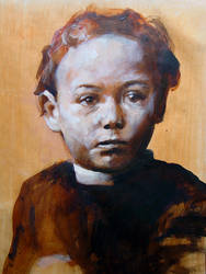 Young Bishop IX by AEnigm4