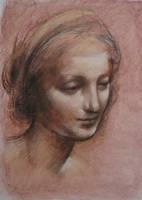 da Vinci - Study 1 by AEnigm4