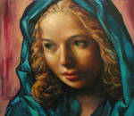 Virgin Mary - Study 210606
