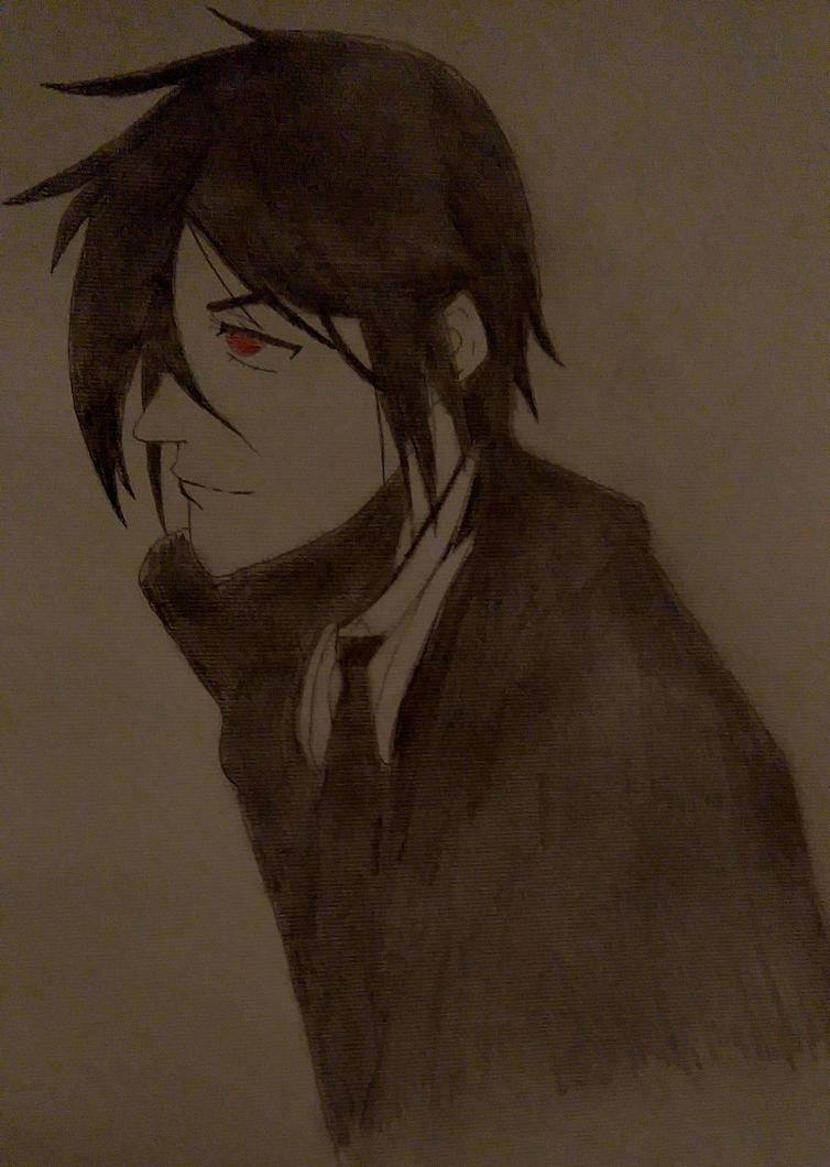 The Black Butler by LeMystere3