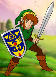 Classic Link by LeMystere3