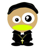 vicar penguin