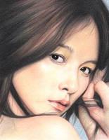 Vivian Hsu by Dapri