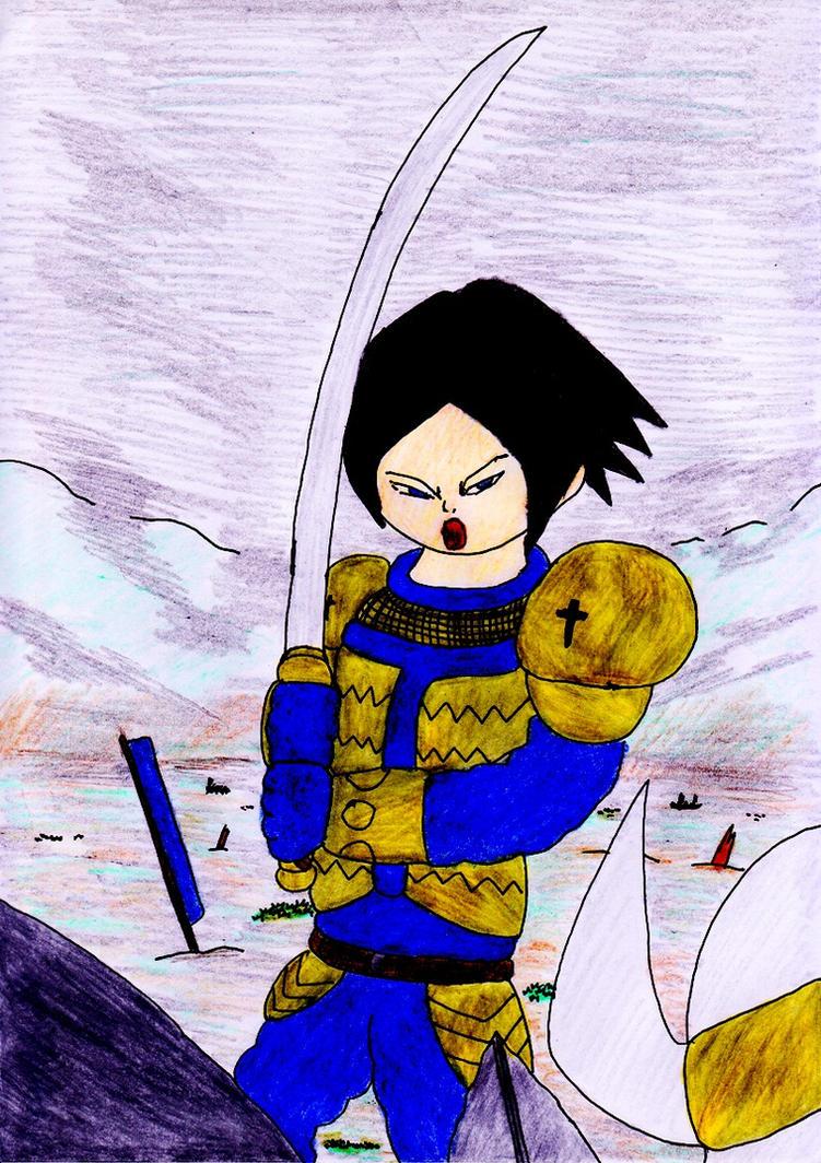 Battle Art: Vooi Loon by lordtrigonstar