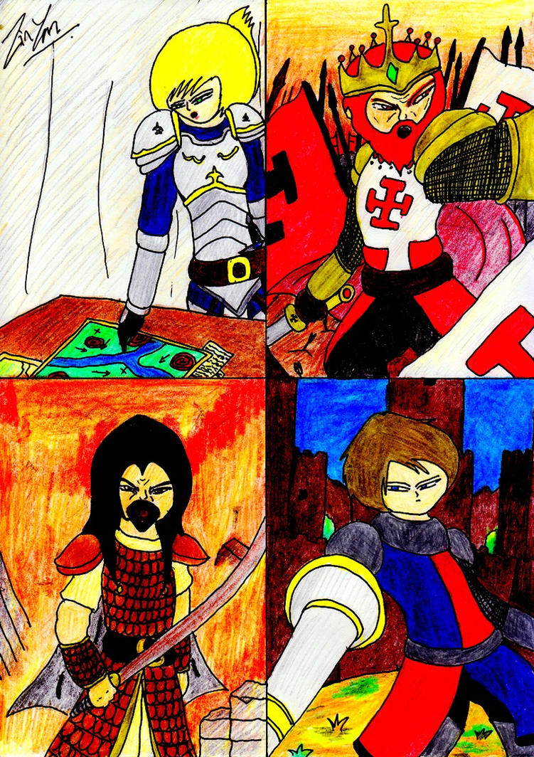 My Honorable of Age of Empires 2 by lordtrigonstar