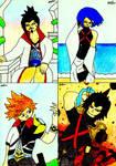 Artwork From Kingdom Hearts