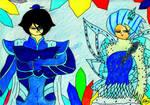 Specialists Sima Shi And Tynix Aqua