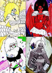Artwork From DD Girls By Maelora69 26