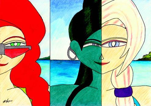 Laera loves Kimmy - Lipstick By The Ocean