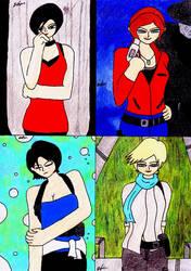 Artwork From Resident Evil
