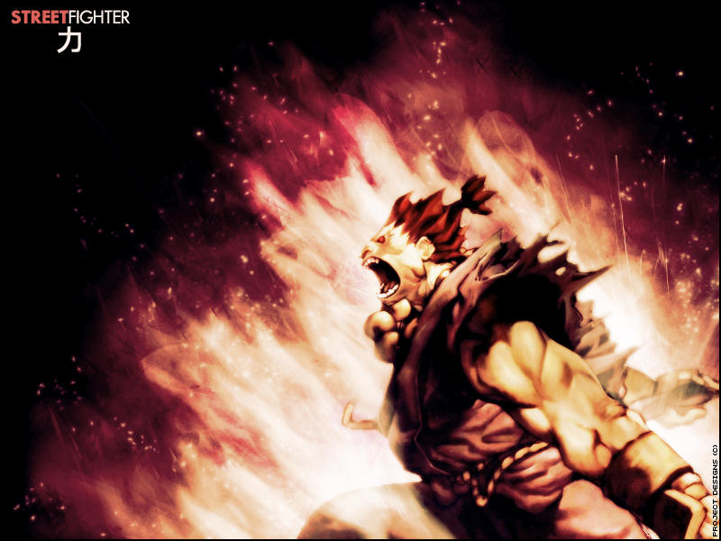 Street Fighter by PROJECTdesigns