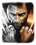 Wolverine 2 sketch