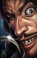 Captain Hook by martinezdezign