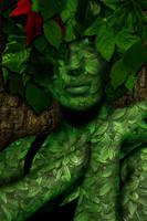 Green Lady by SilverC