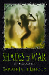 Shades of War - Sevy Series Book Two