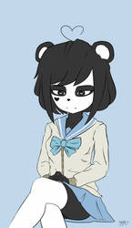 Ken Ashcorp by qwerterio