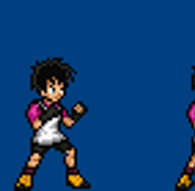 W.I.P: Videl idle concept animations by LiveitBig