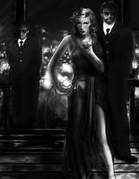 The Limelight by greyorm