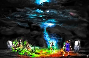 Whispers of the Storm by greyorm