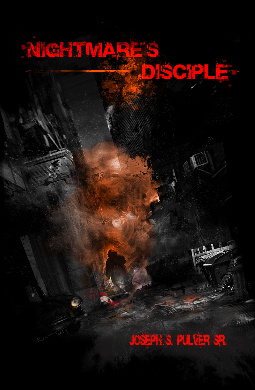 Nightmare's Disciple Book Cover