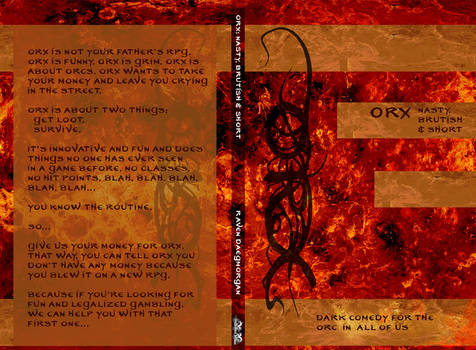 Another ORX cover