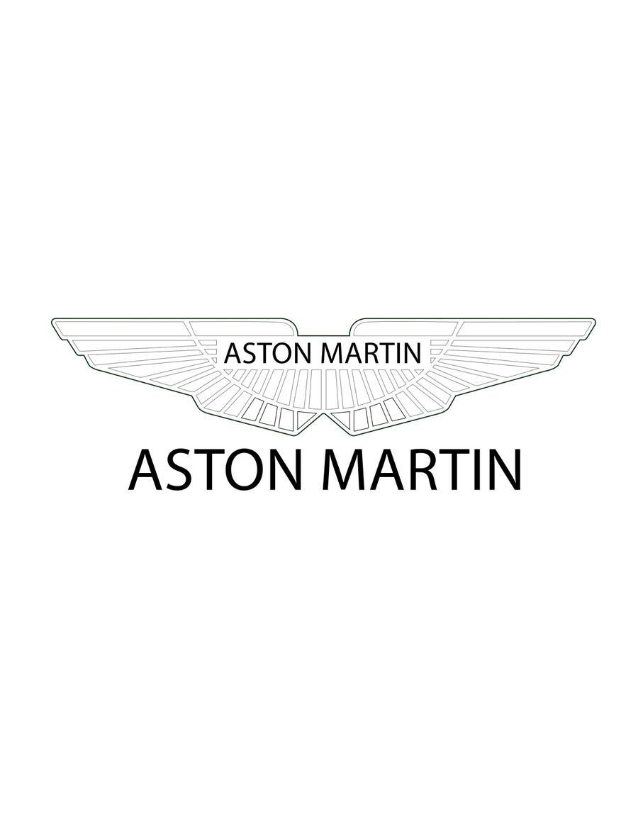 aston martin logo by vectoriller on deviantart