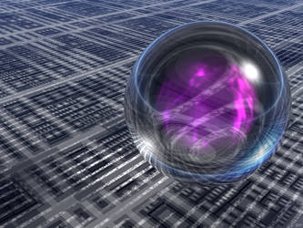 imbedded sphere 18