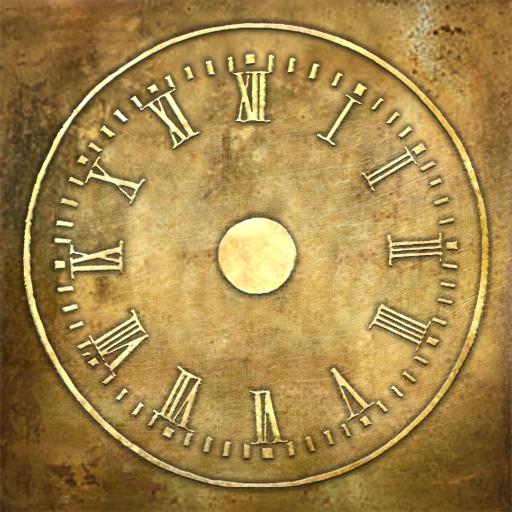 digital clockface