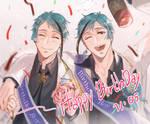 HBD Leech Twins