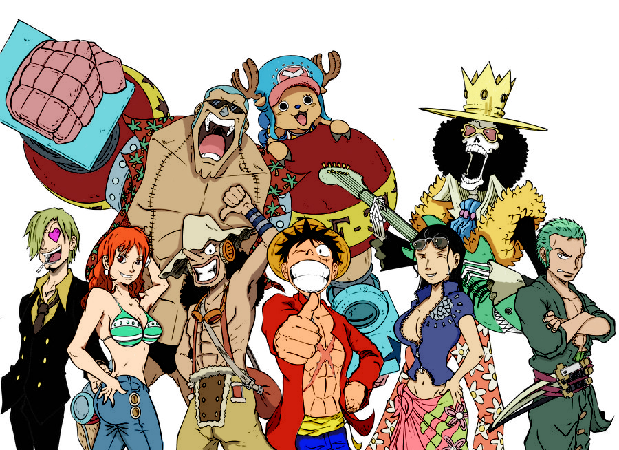 One Piece After 2 Years by Ravnehunter on DeviantArt