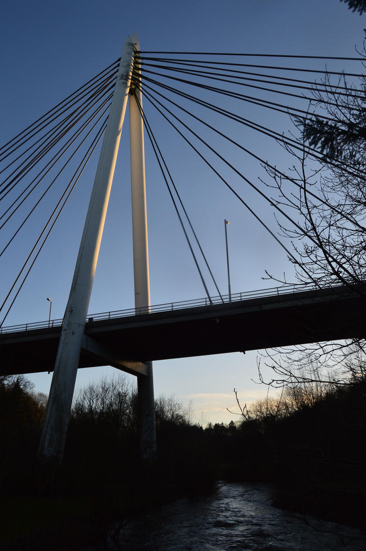 That bridge again by fourteenthstar