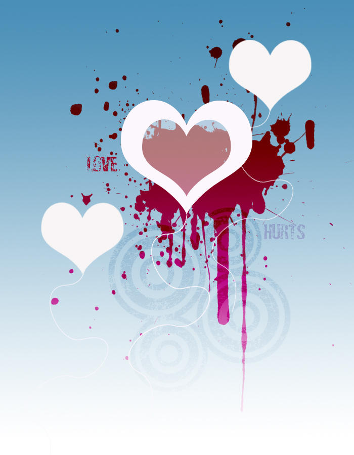 love hurts by fourteenthstar