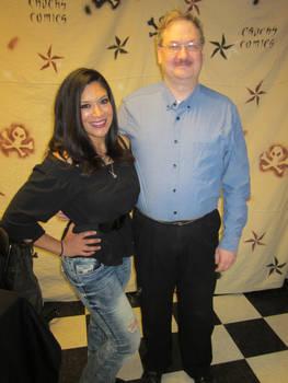 WWE Melina and I 3