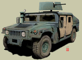 UAH_Up Armored Humvee 02