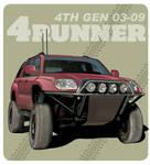 4th gen 4runner