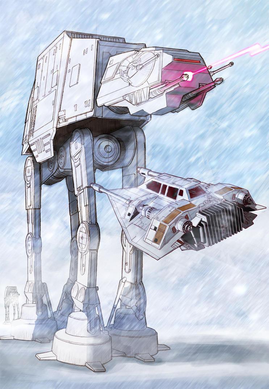 Hoth by randychen