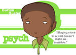 Psych - Gus
