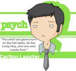 Psych - Lassiter