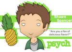 Psych - Shawn