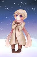 Snow by BlackRoseAi