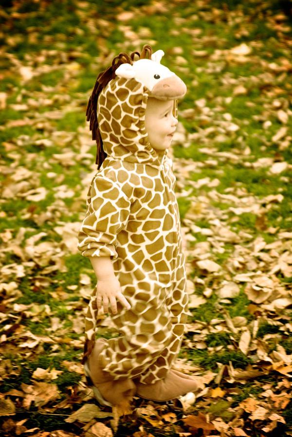 Children's camouflage