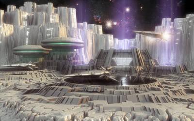 Kryptonian Spaceport