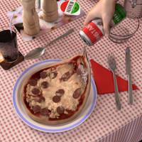 Instant Pizza