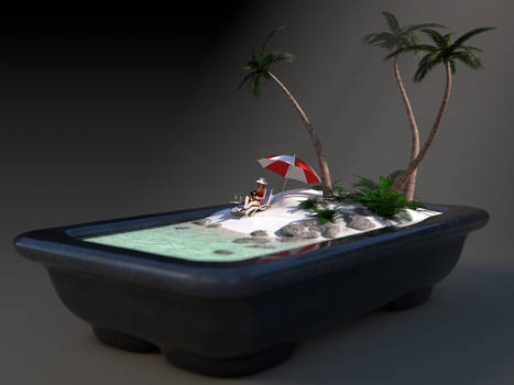 Bonsai Paradise