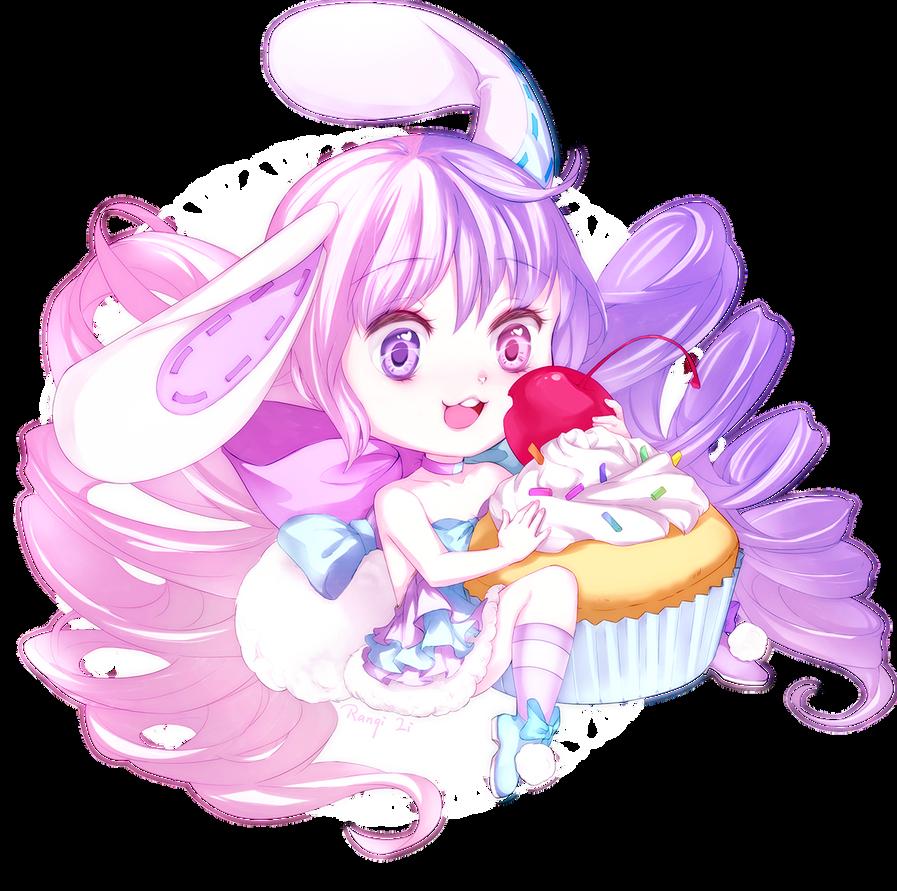 Sweet Cakie by RanqiLi